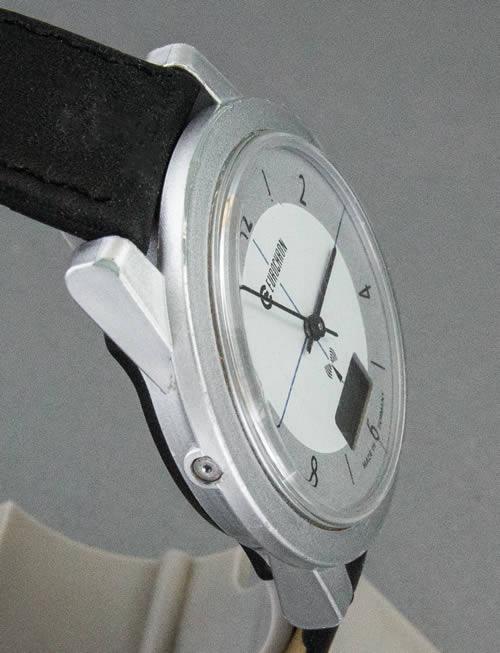 Armbanduhren Zifferblatt Gewissenhaft Ruhla Eurochron Uhrmacher